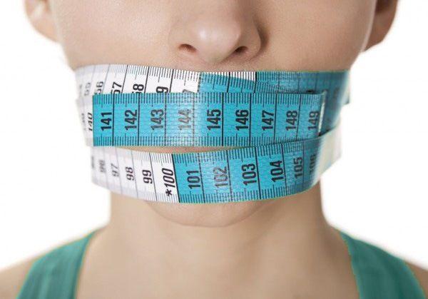 svorio netekimas neprarandant apetito
